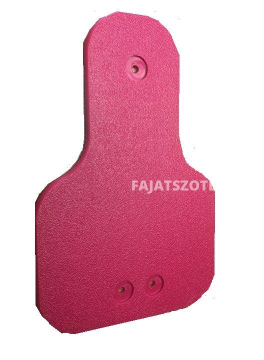 A-103-A mérleghinta ülőke műanyag piros