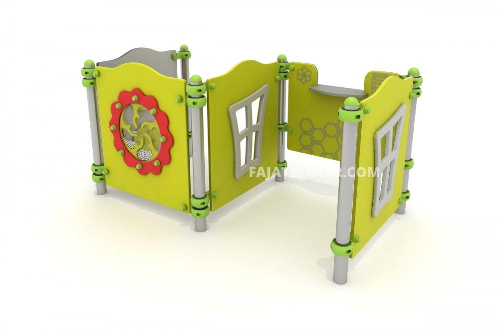 LB-001  Labirintus,oktató panel