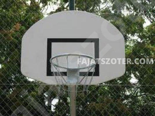 KO-002 Kosárlabda palánk gyűrűvel