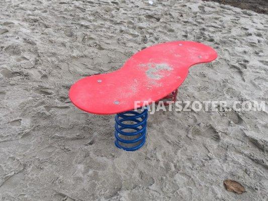 RSZ-101 Rugós egyensúlyozó szörf