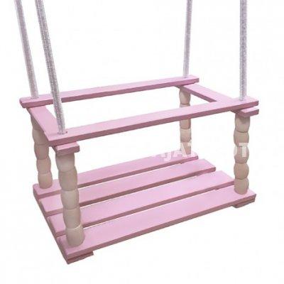A-072 bébi hintaülőke rózsaszín