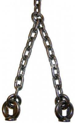 A-022-B rozsdamentes lánc hintaülőkéhez