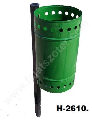 Fém hulladékgyüjtő H-2610.