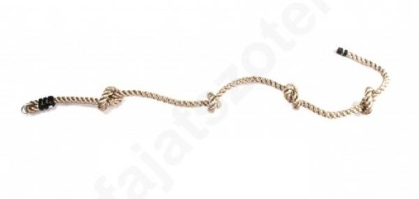 Csomózott kötél