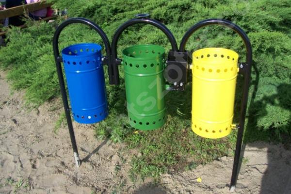 Szelektiv hulladékgyüjtő H-2617